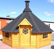 Viking-Large BBQ Hut Pic 5