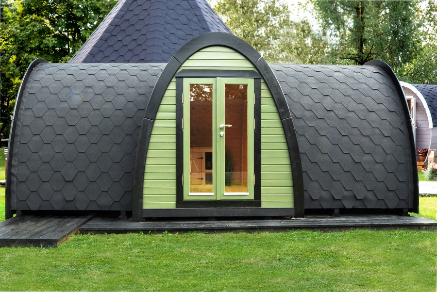 FPL6605 - Side entry Camping Pod