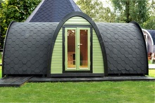 Viking-Side entry Camping Pod Pic 1