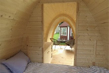 Viking-Side entry Camping Pod Pic 5