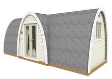 Viking-Side entry Camping Pod Pic 12