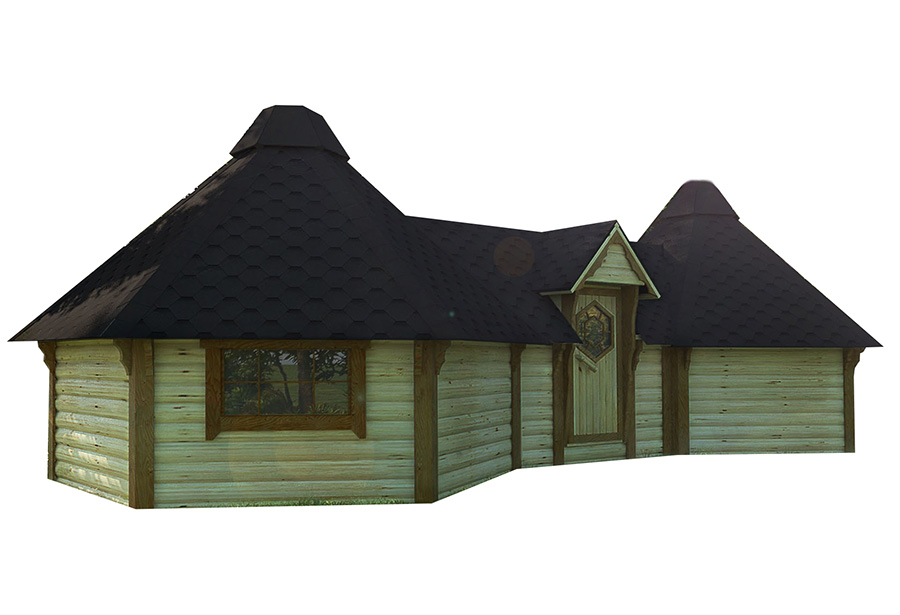 FPL7120 - Medium Twin Camping Hut