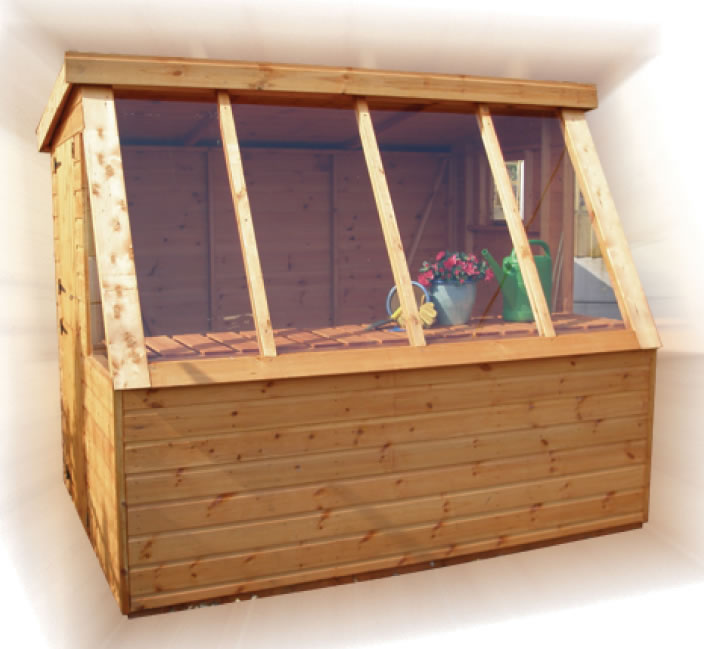 FPL8010 - Standard Potting Shed