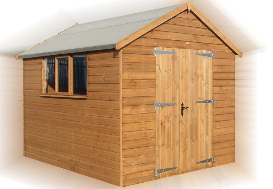 FPL8018 - Groundsman Shed