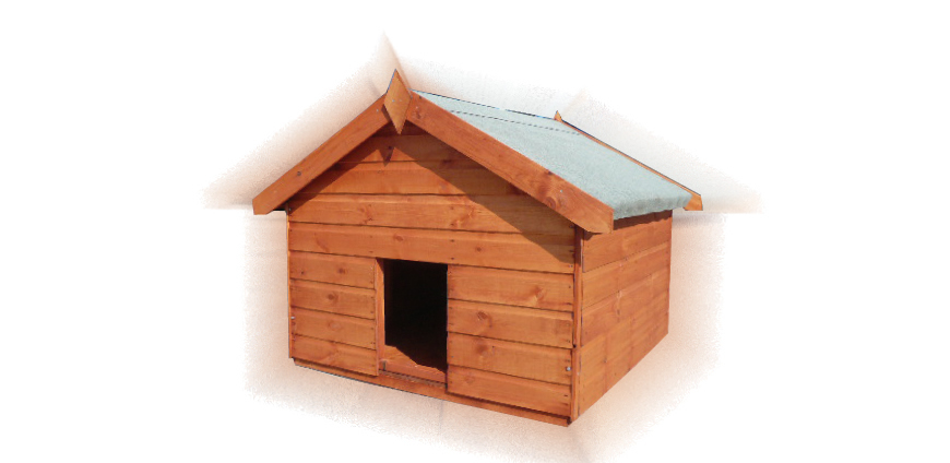 FPL8029 - Dog Kennel