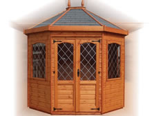 TGB-Stretched Octagonal Summerhouse Pic 1