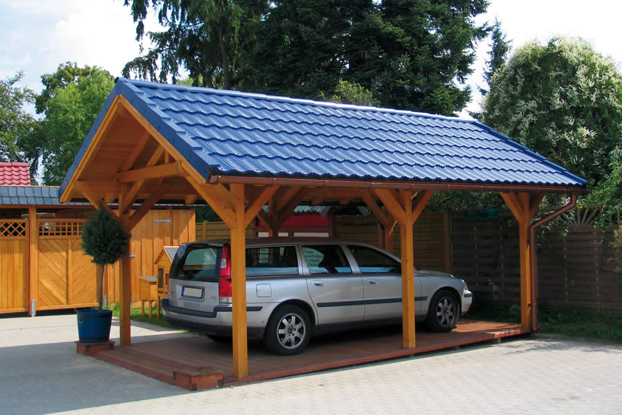 FPL9163 - Carport Triangle 3052S