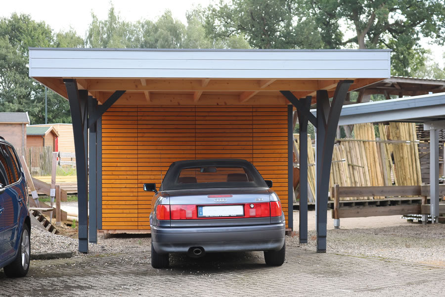 FPL9464 - Carport Caro 6835F incl ext