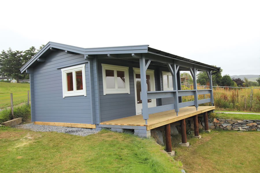 FPL9510 - Celtic Cabin 400x700 with terrace