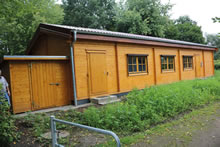 Bertsch Holzbau-Clubhouse Cabin 600x1650 Pic 1